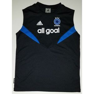 🌷Adidas Climalite Soccer Tank Top All Goal Leader